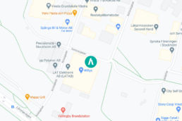 AFU Sequitur i Vällingby